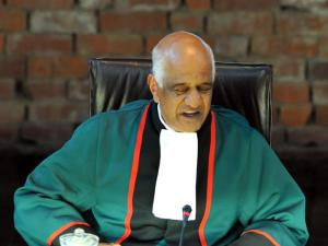 No women are among the candidates to replace retired ConCourt judge Zak Yacoob. (Photo: Bongiwe Mchunu for IOL)