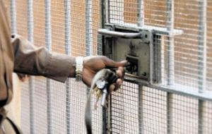 "Minister Ndebele has highlighted the fact that the change of terminology from ""prison guard"" to ""correctional official"" shows that DCS staff have more than just a custodial function. (Photo: Marianne Pretorius for Times Live)"