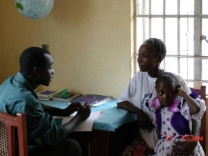 Community paralegals at work (Photo: Timap for Justice)