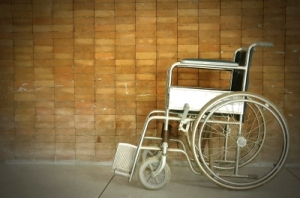 A paraplegic detainee received help, including a wheelchair, after his plight was publicised by the Wits Justice Project. (Photo: FreeDigitalPhotos)