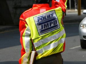 JMPD officers are said to have collided with and hurled insults at an MP. (Photo: The Post)