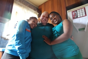 Martha Kekana is a mother to her daughters Martha and Refiloe, as well as hundreds of inmates at Joburg Prison. (Photo: Luyanda Majija)