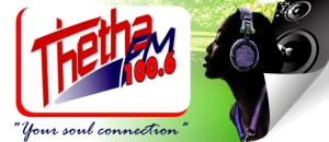 Thetha FM's logo (Photo: thethafm.co.za )