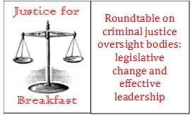 Justice for Breakfast - oversight bodies logo