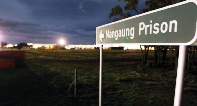 """Inmates at this prison have been kept in """"segregation"""" for up to 4 years (Photo: City Press)"""