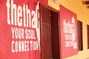 Thetha FM is based at Isikhumbuzo Secondary school in Orange farm