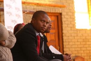 Osmond Mngomezulu