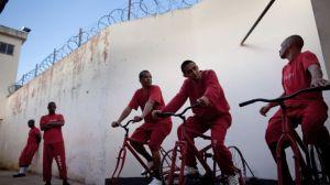 brazil inmates cycling