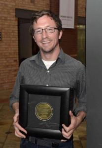WJP radio journalist, Paul McNally, wins the Weber Wentzel Legal Journalist of the Year award