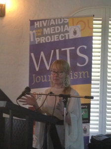 Lisa Vetten of the Wits Institute for Social and Economic Research (WiSER)