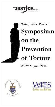 Torture Symposium