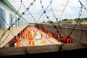 Leeuwkop Prison Inmates