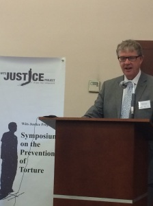 Professor Malcolm Evans, Chair of the UN Committee on the Prevention of Torture