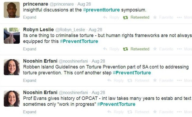 Torture symp_3 tweets_28 Aug 2014