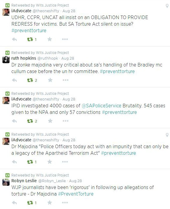 Torture symp_5 tweets_28 Aug 2014