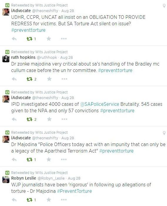 Torture symp_5 tweets_28 Aug 2014