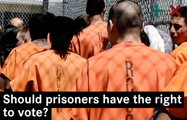 should prisoners be treated as humans Some people believe that once a person commits a crime or breaks the law, they no longer get to exercise their human rights in fact, they believe that prisoners do not deserve human rights.