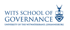 Wits School of Governance