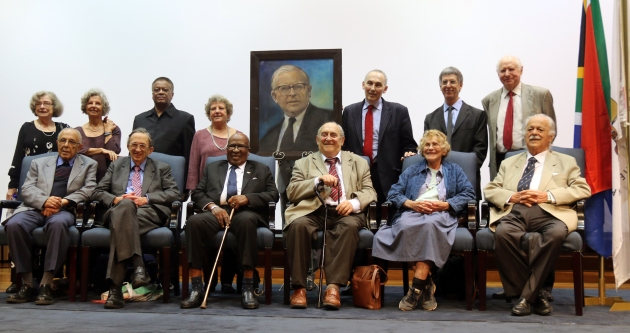 Panellist of Bram Fischer colloquium hosted at Wits. Photo by Wits University