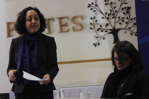 Nooshin Erfani-Ghadimi (Project Coordinator at Wits Justice Project) and Catherine Moat (Head: Public Safety Programme at Wits School of Governance) welcomed those in attendance and introduced the second installment of the 2015 Justice for Breakfast roundtable series.