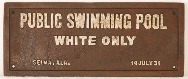 Selma_Whites Only Pool