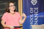Catherine Moat of the Wits School of Governance