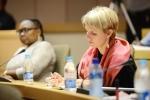 Sasha Gear of Just Detention International - South Africa