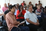 25 NGO communicators and community paralegals took part in the workshops.